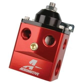 Regulator ciśnienia paliwa Aeromotive A4 Carbureted 0.3-1 Bar - GRUBYGARAGE - Sklep Tuningowy